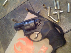 One fine wheelgun.